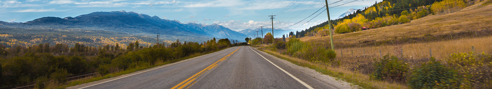 banner-country-side-road
